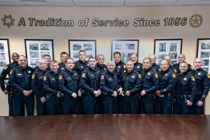 Reserve Deputies | OES